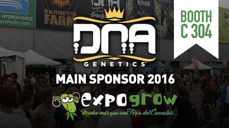 DNA Genetics at ExpoGrow 2016