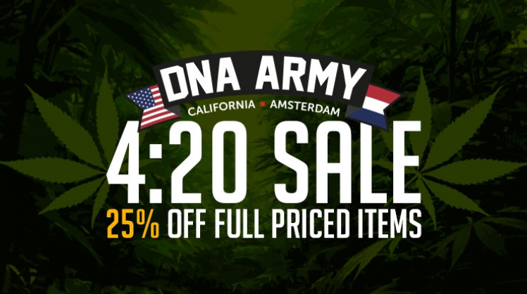 DNA Army 420 Special