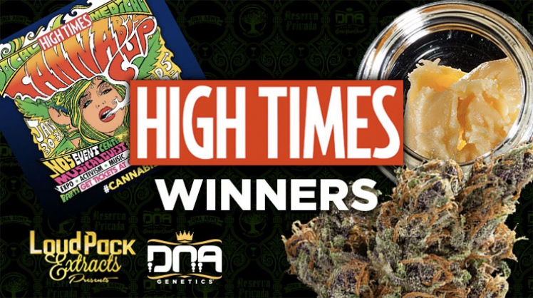 Hightimes SoCal Medical Cannabis Cup 2016