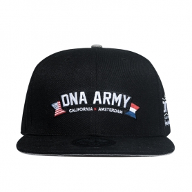 DNA Army Snapback with Stash Box