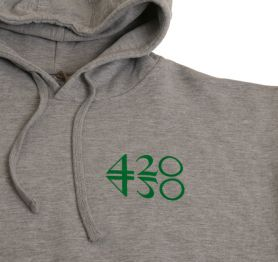 DNA Baseball Hoodie - Smoke Weed Everyday
