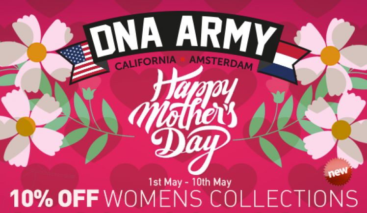 Mothers Day Special at DNA