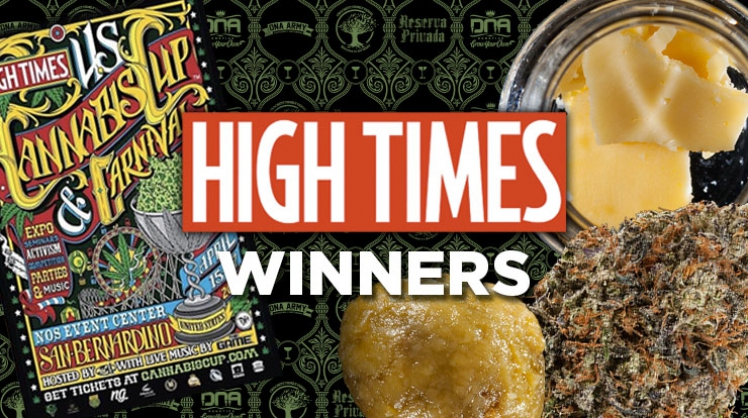 Hightimes US Cannabis Cup Winners 2016