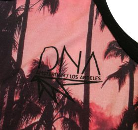 DNA Sunset Tank