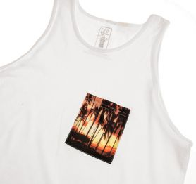 DNA Sunset Pocket Tank