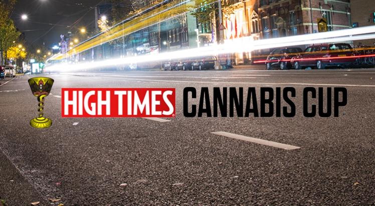 HighTime Cannabis Cup Amsterdam 2018